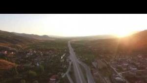 Çankırı Ilgaz Çörekçiler Köyü, Havadan Çekim Görüntüleri 2015