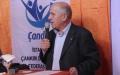 Çankırı Vakfı Başkanı Eşref Harmandar Konuşması