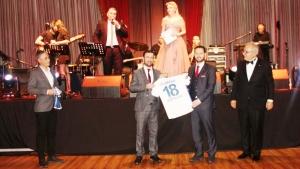 Çankırı Eğitim Vakfı Gecesi, Vakıf Başkanı Kaptan Mustafa Can ve Yönetimi