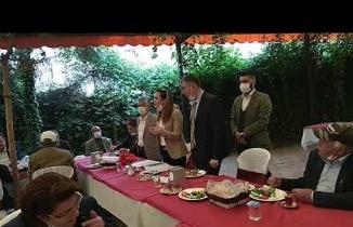 CHP Genel Başkan Yardımcısı, İstanbul Milletvekili, Gamze Akkuş İlgezdi'nin, Çankırı Ziyareti