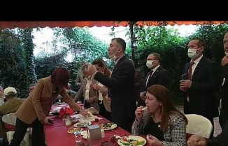 CHP İstanbul 2 Bölge Milletvekili Adayı, İsmail Yüksel'in, Çankırı Ziyareti