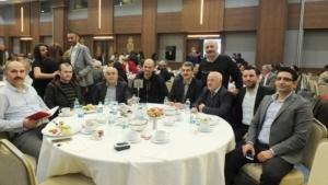 Yenisahra Derneği CHP Ataşehir İlçesi Kahvaltı Proğramı