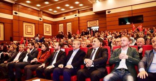 Ak Parti Ataşehir Belediye Başkan Adayı İsmail Erdem Sinoplularla Buluştu 2019