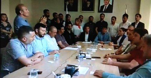 Ak Parti Ataşehir İlçe Başkanı Ahmet Özcan'ın Basın Açıklaması 2018