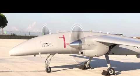AKINCI'nın 2 Prototipinin Test Uçuşunu Tamamladı
