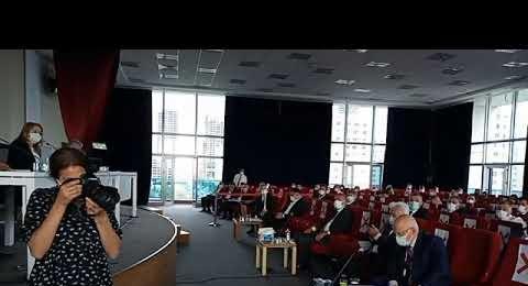 Ataşehir Belediye Meclis Toplantısı 13 Ekim 2020