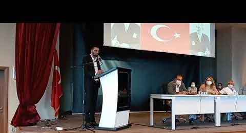 Ataşehir Belediye Meclisi Temmuz ayı ikinci oturumu. 2020