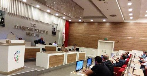 Ataşehir Belediyesi Meclis Konuşması 05. 07. 2018