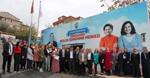 Ataşehir Belediyesi Yenisahra Meslek Edindirme Kursları, Sertifika Töreni 2018
