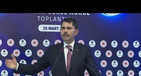 Çevre ve Şehircilik Bakanı Murat Kurum'un Otopark Açıklaması