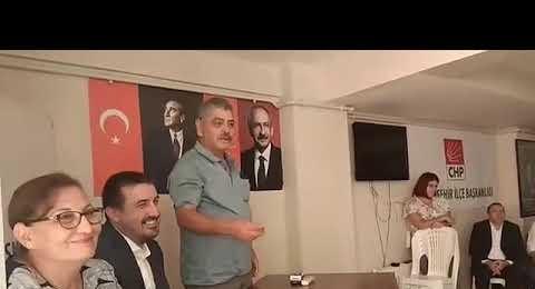 CHP Ataşehir İlçe Teşkilatı Bayramlaşma Proğramı 2019