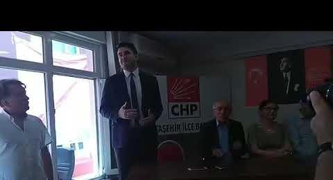 CHP Atasehir İlcesi Ramazan Bayramı Bayramlaşması  2019