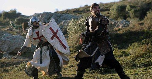 Diriliş Ertuğrul,  Aksiyon sahnesi - Kutlu'nun ölümü