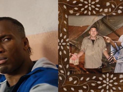 Drogba ve Messi'li THY reklamı, 2014,