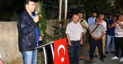 Fikirtepe Derneği İftar Yemeği Selamlama Konuşmaları Kadıköy belediye başkanı. Ak parti. Chp. İyi parti. Sadet Partisi