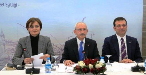 """CHP İstanbul İl Başkanlığı - """"Kadın Muhtarlarımızı Dinliyoruz"""" - Kemal Kılıçdaroğlu'nun konuşması"""