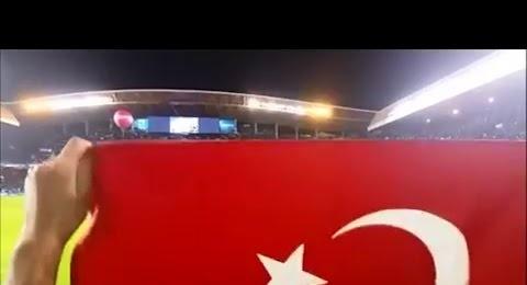 Kendini Türk Gören İspanyol Taraftarlar Los Turcos Depertivo La Coruna