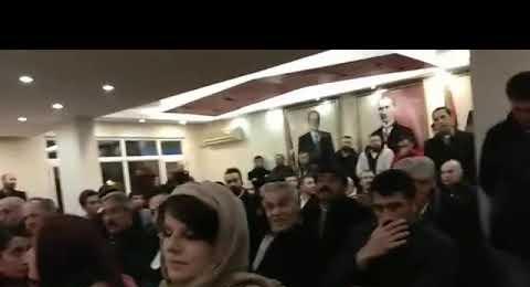 MHP Ataşehir ilçe Başkanlığı İstişare Toplantısı 2018