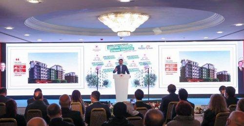 Murat Kurum'un Tozkoparan Kentsel Dönüşümle İlgili Açıklaması