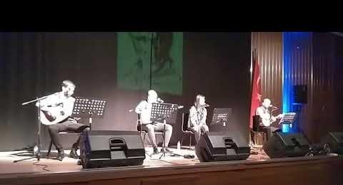 Üç Tel Bir Avaz'dan Ataşehir'de Muhteşem Konser