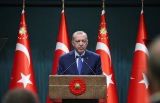 Cumhurbaşkanı Recep Tayyip Erdoğan, Kabine Toplantısı Sonrası Millete Seslenişi, 31 Mayıs 2021