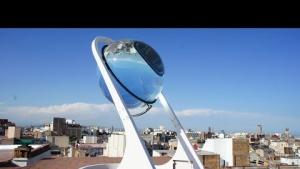 Güneş Panellerinden 10.000 Kat Fazla Enerji Üretebilen Güneş Küresi İcat edildi.