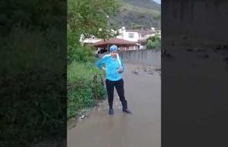 Hatay Samandağ Sel Baskını