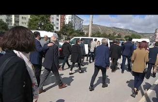 HP Genel, Başkan Yardımcısı, İstanbul Milletvekili, Gamze Akkuş İlgezdi, Çankırı Ziyareti