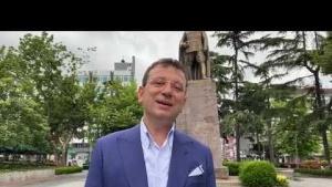 İBB Başkanı Ekrem İmamoğlu'nun Kurban Bayramı Mesajı