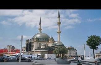 İstanbul Taksim Camii
