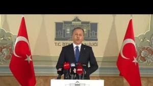 İstanbul Valisi Ali Yerlikaya yeni alınan corona tedbirlerini açıkladı