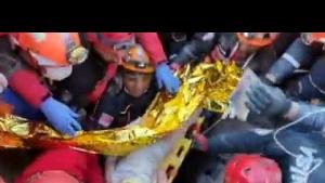 İzmir Depremi, Yeni gün yepyeni bir umut, Ayda Bebek, Hoş geldin