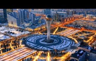 Kazakistan, resmî adıyla Kazakistan Cumhuriyeti,