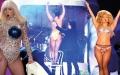 Lady Gaga İstanbulda Sahnede Soyundu,16 Eylül İstanbul Konseri