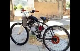 Motorlu Bisiklet 2021 model