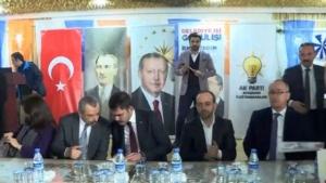 Çevre ve Şehircilik Bakanı Murat Kurum, Ataşehirde Kentsel Dönüşüm Maduralrının Sorunlarını Dinledi