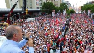 Cumhurbaşkanı Recep Tayyip Erdoğan'ın Ataşehir Miting Konuşması 2018