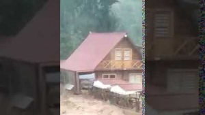 Rize Çayeli Sel Baskını 1. 2020