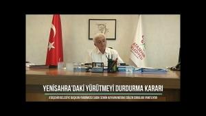 Ataşehir Bel. Başkan Yrd. Sadık Semih Kayhan, Yenisahra Barbaros İmarı ile ilgili Açıklama Yapıyor