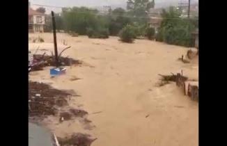 Sakarya, Kocaali, Düzce ve Akçakoca'da sel felaketi yaşandı