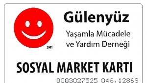 Ataşehir, Gülenyuz Yaşamla Mücadele ve Yardım Derneği Sosyal Marketi Yardım Dağıtımı 2019 Nsan