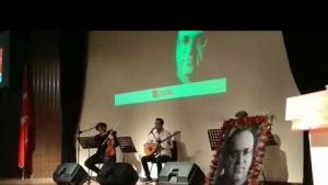 Uğur Mumcu Ataşehir'de Anıldı - Müzik Dinletisi - Uğurlar Olsun