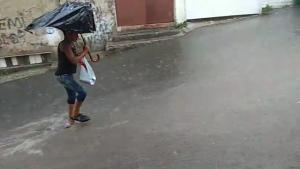 Yenisahra Mahallesi Sağanak Yağış 2018