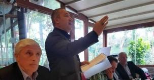 Çankırı, Ilgaz, Çörekçiler Köyü İstişare Toplantısı 2018