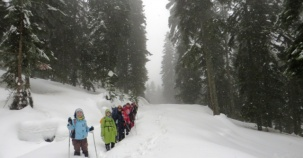 Ilgazdağı Sevgi Şima DEDE anısına Kış tırmanışı