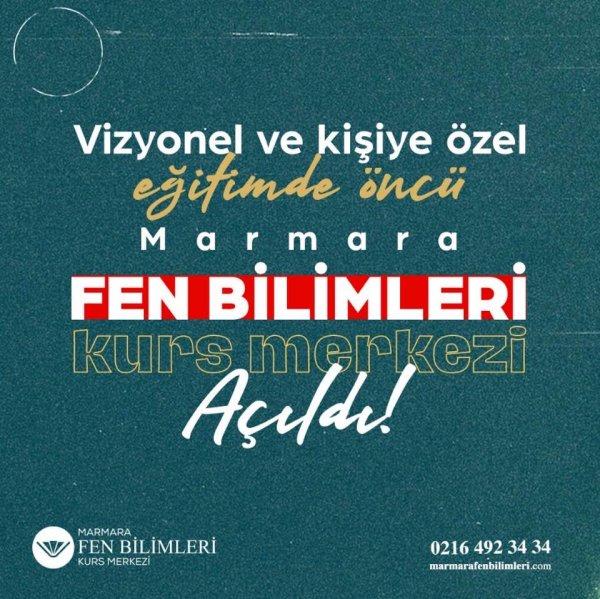 Marmara, FEN BİLİMLERİ MERKEZİ