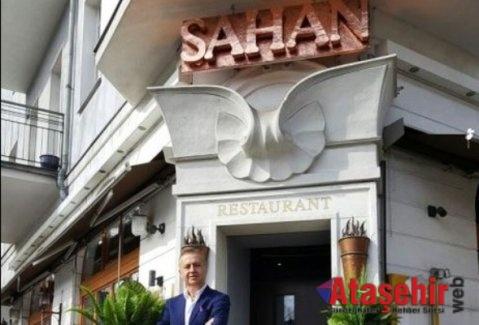 Sahan Restaurant Berlin'de