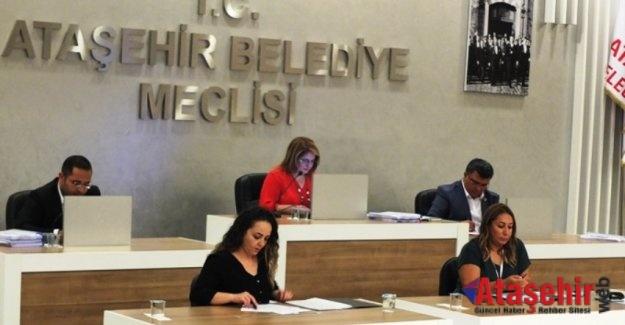 Ataşehir Belediye Meclisi Yeni Dönem Mesaisine Başladı