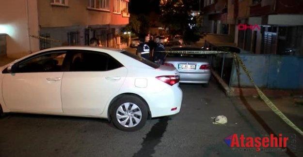 Ataşehir'de Polis şüphelileri kovalamaca sonucu yakalandı