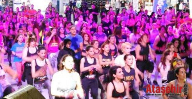 INT'l Sports Wellness Show Ataşehir'de başladı